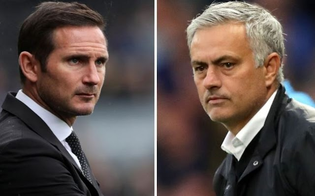 Jose Mourinho Reveals Frank Lampard's Only Problem At Chelsea (See It) #wanitaxigo