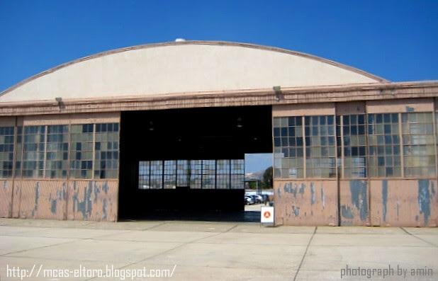 El Toro Then & Now: Hangar 244 - 10/04/08 02