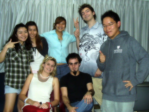 The Cast and Crew of Vertical Distance