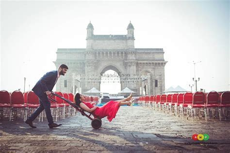 12 Iconic Pre Wedding Shoot Locations In Mumbai   ShaadiSaga