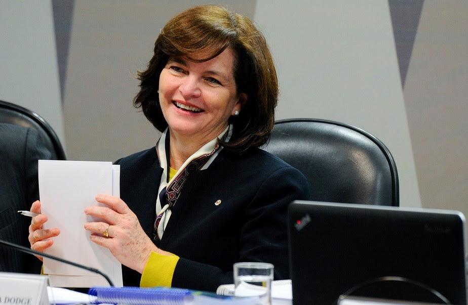 Senado aprova indicação de Raquel Dodge para procuradora-geral da República