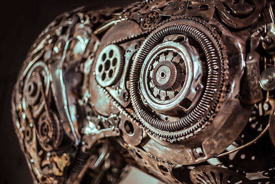 esculturas-steampunk-animales-hasan-novrozi (4)