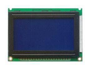 Hoạt hình AT89C51RD2 với màn hình LCD đồ họa GLCD