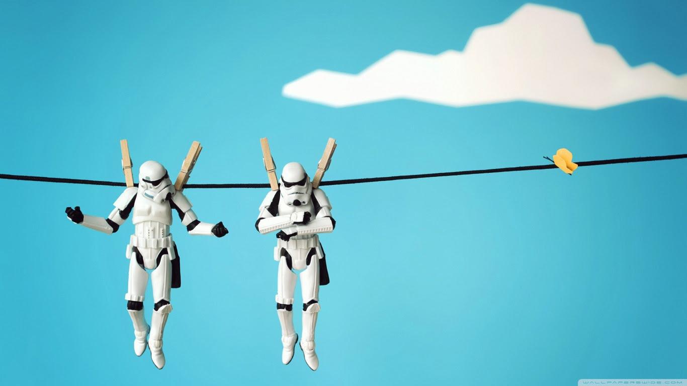 Stormtrooper Funny Ultra Hd Desktop Background Wallpaper For 4k