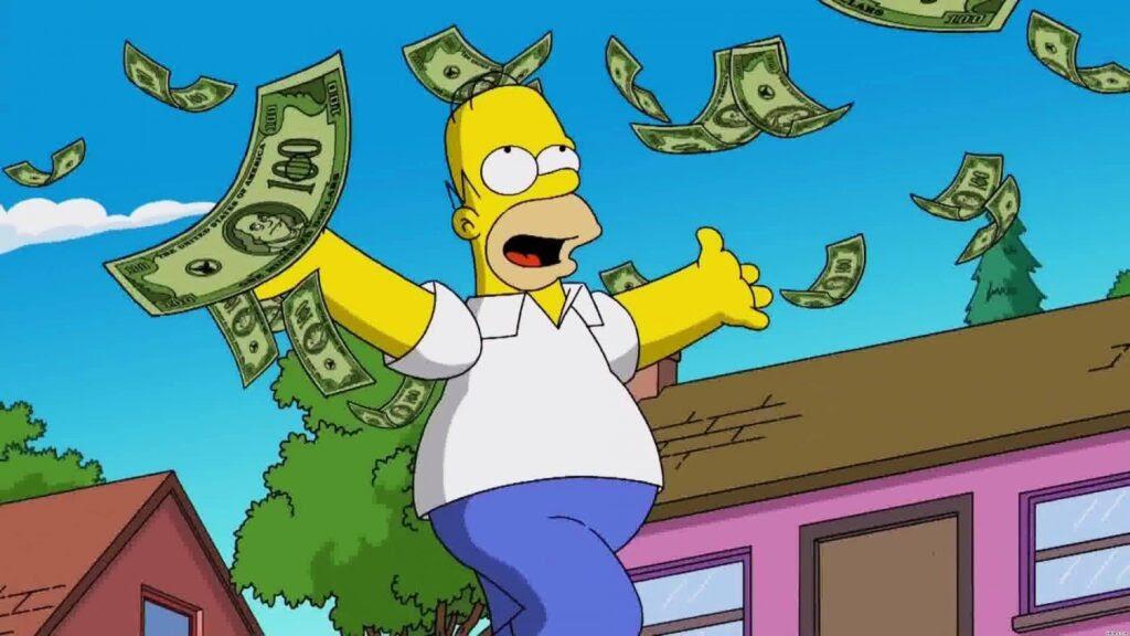 10 frases dos Simpsons que você pode usar no seu dia a dia.