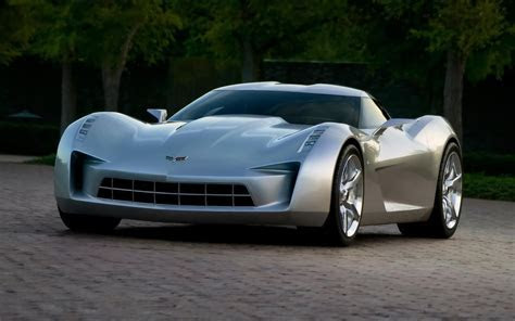2014 Chevrolet Corvette C7 wallpaper #28