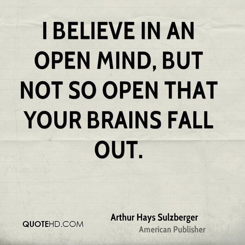 Arthur Hays Sulzberger Quotes Quotehd