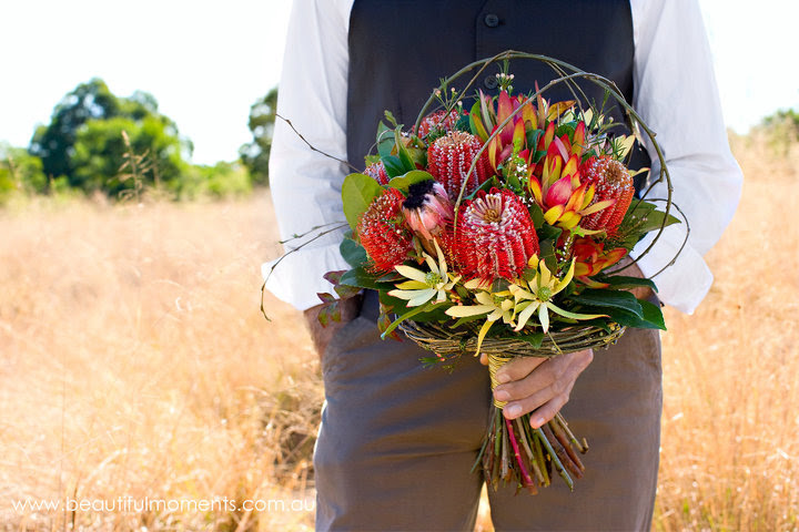 wedding flowers australia