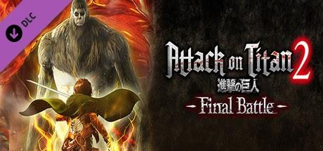 Attack on Titan 2: Final Battle / 進撃の巨人2 -Final Battle- アップグレードパック