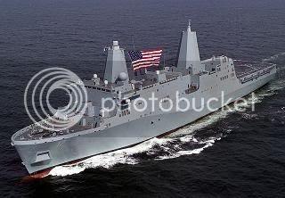 USS San Antonio, sister of USS Somerset