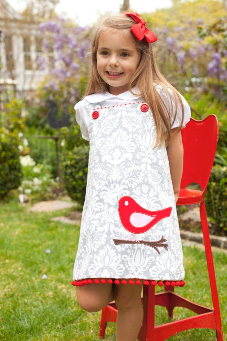 smocked children's clothing