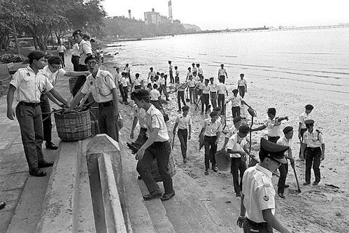 Pasir Panjang Park, 1971