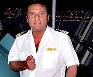 noticias de cruceros transportes ,  Francesco Schettino Costa Concordia Accidente , El capitán del Concordia reconoce que estaba distraído en el momento del accidente