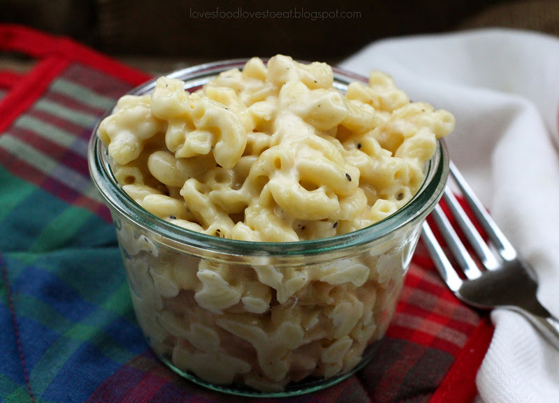 Dinner & Movie: Creamy Mac n Cheese & Home Alone