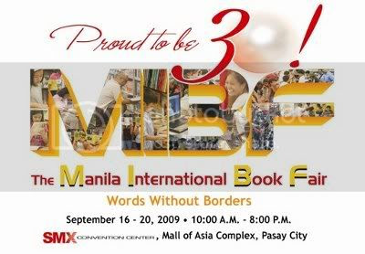 30th Manila Book Fair 2009