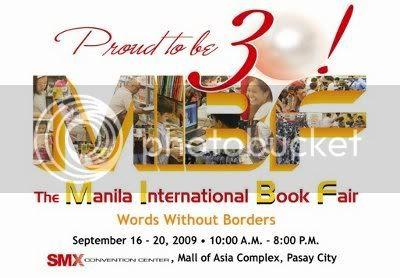 30th Manila Book Fair 2009