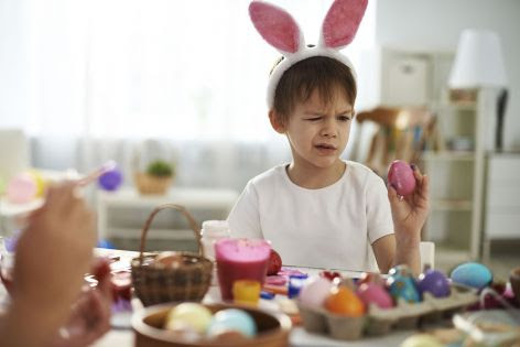 Spoiler Alert: Easter Gets Scrapped in the End