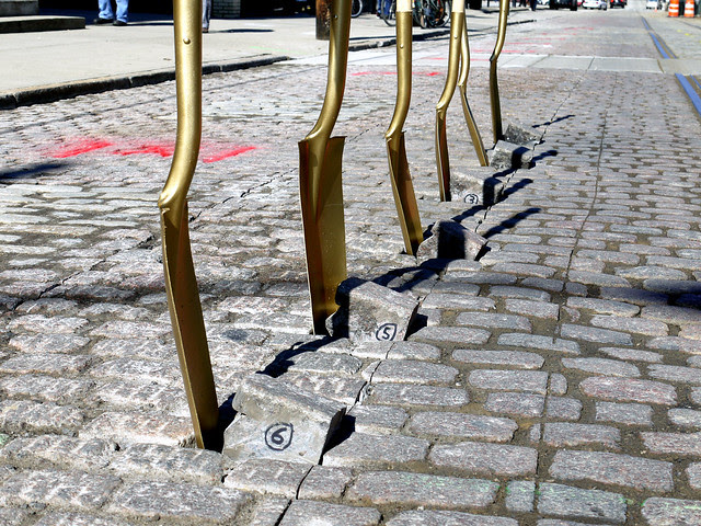 Cincinnati Streetcar ground breaking