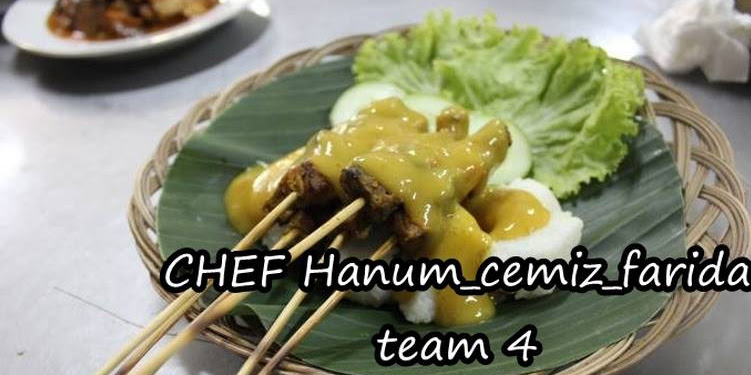 Resep Sate Padang (padang Punya) Oleh Chef Hanum| Ig: Bunga_a25 | Blog: Chefhanumrf.blogspot.com