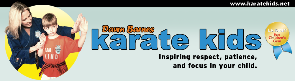 Dawn Barnes Karate Kids