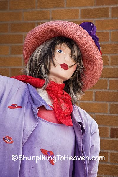 When I Am Old, I Shall Wear Purple, Ackley, Iowa
