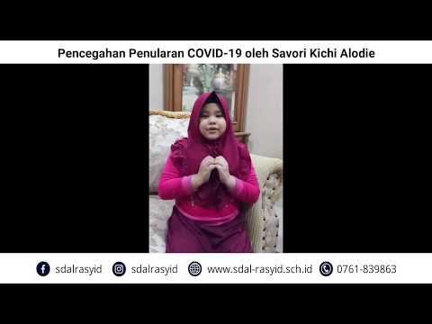Pencegahan Penularan COVID 19 oleh Savori Kichi Alodie