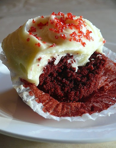 A Daily Obsession Red Velvet Cupcakes