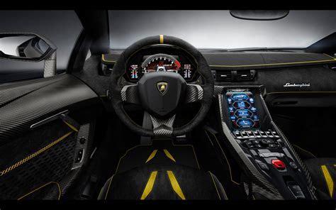 2016 Lamborghini Centenario LP 770 4   Interior 1 2560x1600   Wallpaper