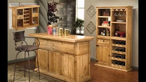 creative small home bar ideas youtube