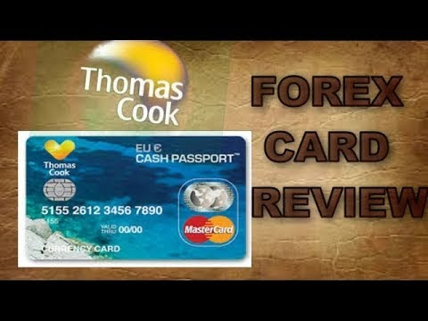 Thomas cook forex review
