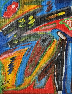 Abstrato Colores