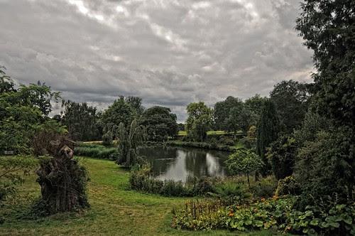 Sandringham - grey weather