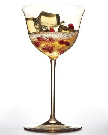 Raise a Glass to Easy Holiday Entertaining - cocktail and hors d'oeuvre recipes
