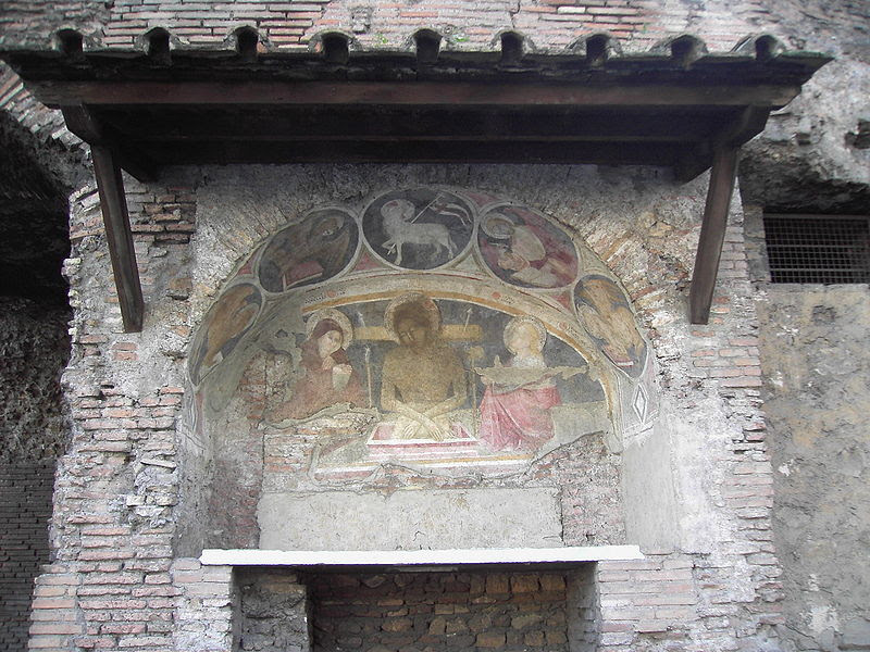 File:Campitelli - Insula romana - affresco XII 1903.JPG