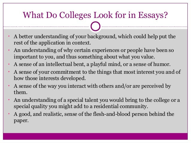 how to write college application essays in india