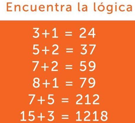 logica numeros
