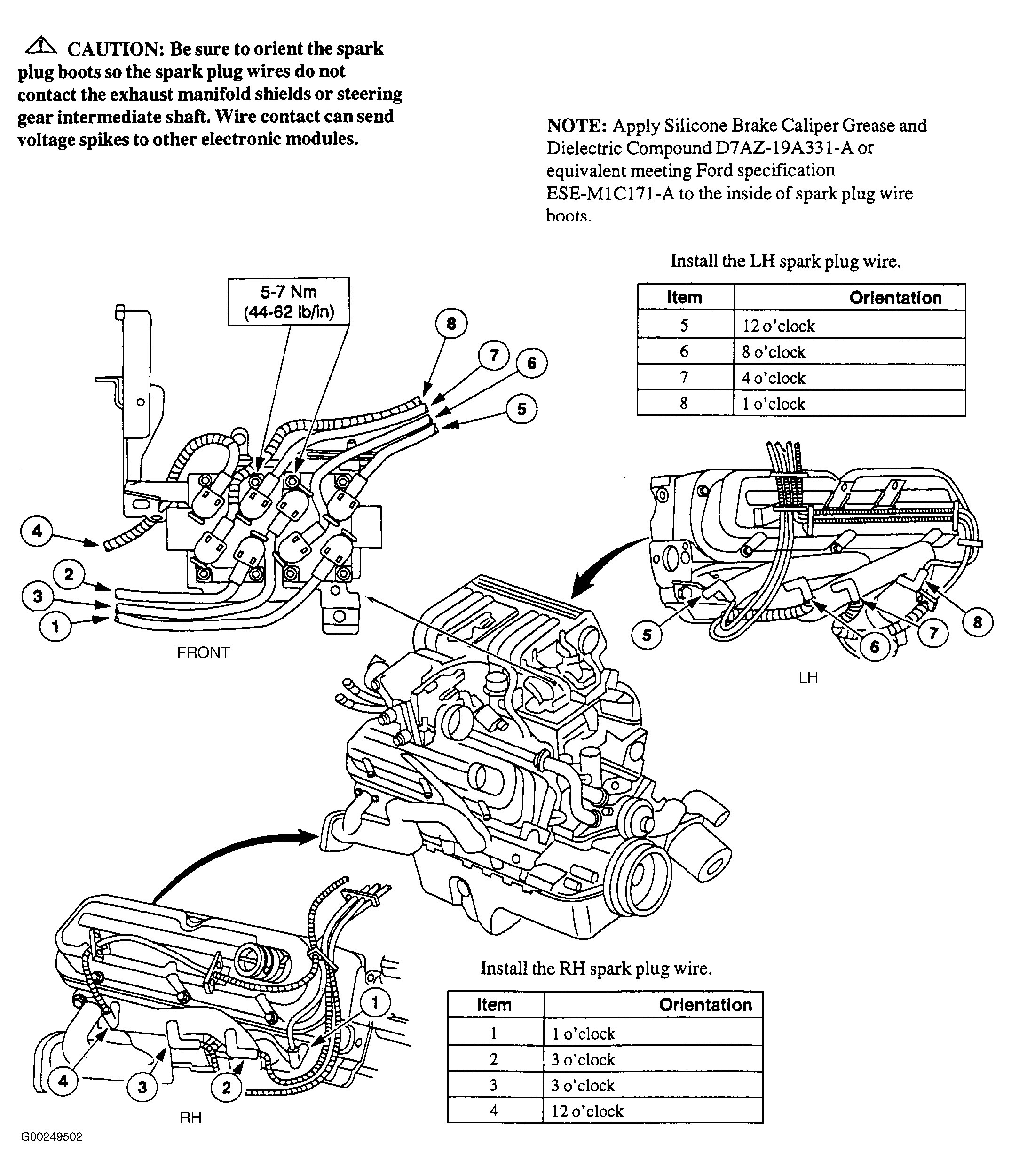 1994 Ford Explorer 4 0 Engine Diagram