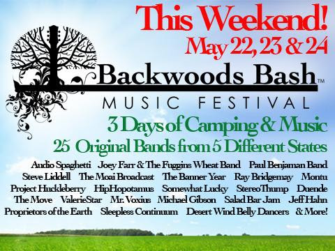 Backwoods Bash MANNFORD OK