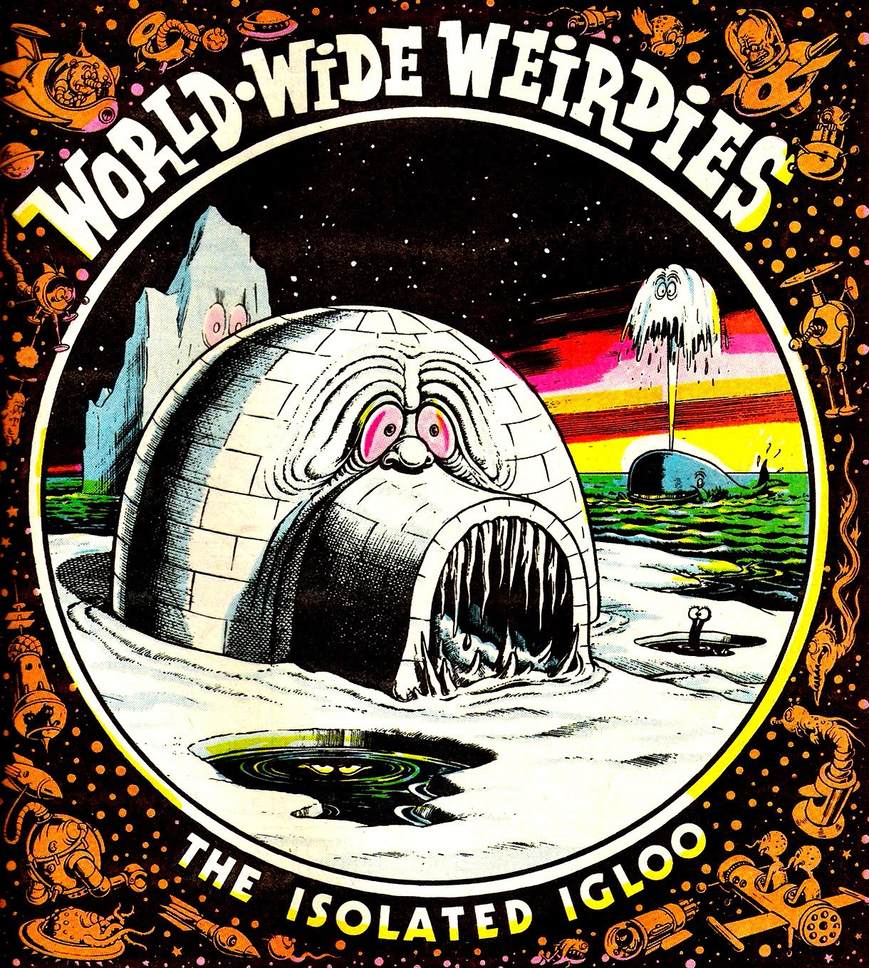 Ken Reid - World Wide Weirdies 25