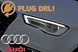 m+ AUDI DRL デイライトシステム プラグオン 差込むだけ 簡単設定 A1/A3/A4/A5/A6/A7/A8/Q3/Q5 送料なし