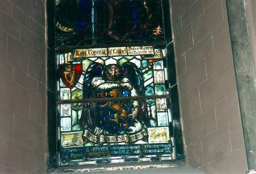 King Cormac window
