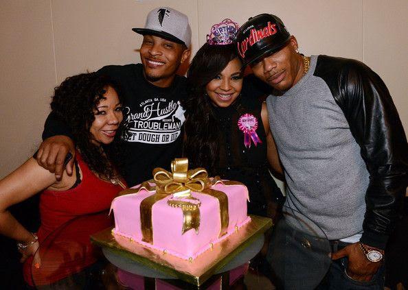 STK in Atlanta - October 13, 2012, Ashanti, Nelly, T.I.