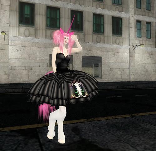 Pink unicorn girl I
