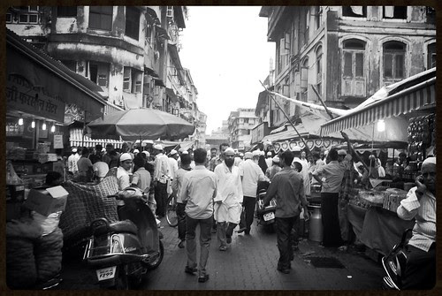Ramzan In Bohri Mohalla Wont Be Like This Once It Becomes Bohra Boulevard .. by firoze shakir photographerno1