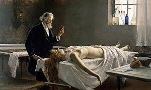 Concepto de Autopsia