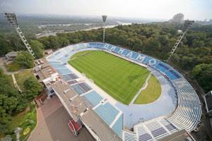 Стадион Динамо может принять матч Таврия - Металлург