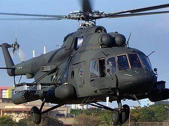 Ми-17В-5. Фото с сайта patricksaviation.com