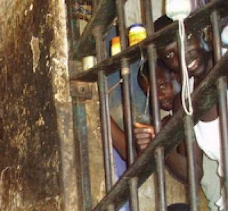 300 Boko Haram Suspects Officially Land in Detention
