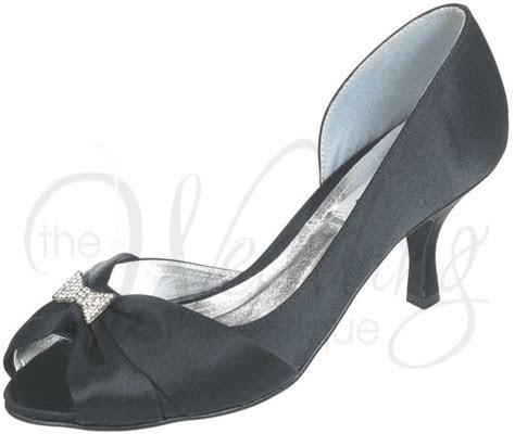 Maria Z080 Black by Lexus wide fit shoes CLEARANCE SALE