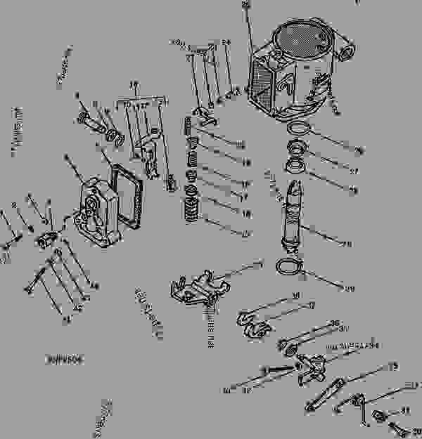 28 Roosa Master Injection Pump Diagram